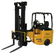 Pivot Steer Forklift Truck also known as Bendi or Flexi trucks